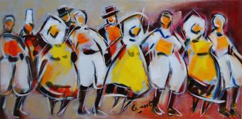 Parade bretonne sur le site d'ARTactif