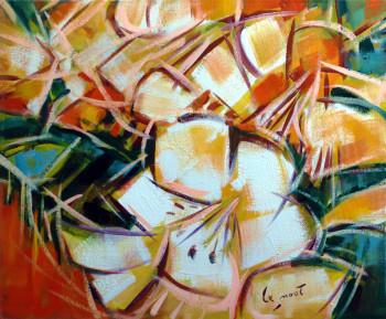 Composition florale sur le site d'ARTactif
