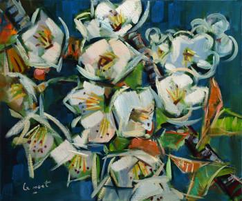 Fleurs de merisier sur le site d'ARTactif
