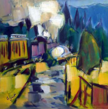 Départ du train pour les Rocheuses à Durango sur le site d'ARTactif