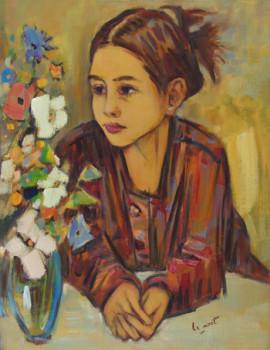 L'adolescente sur le site d'ARTactif