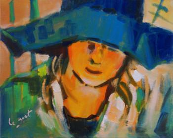 Le chapeau bleu sur le site d'ARTactif