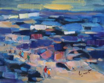 Bleu de mer sur le site d'ARTactif