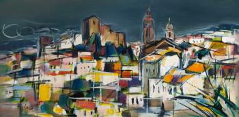 Montéfrio, village blanc. sur le site d'ARTactif