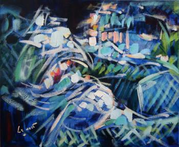 Les filets bleus pour la pêche sur le site d'ARTactif