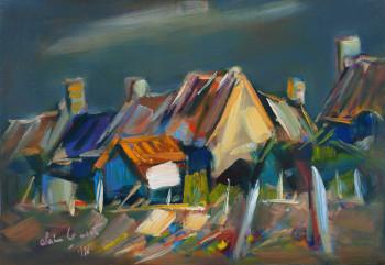 Chaumières en Brière - 1996 sur le site d'ARTactif
