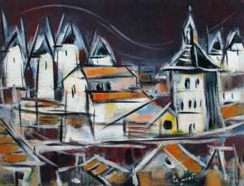 Moulins à Campo de Criptana sur le site d'ARTactif