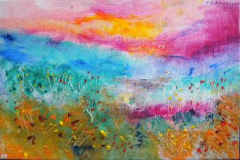 Le lever du jour sur le Mont Chauve (780) sur le site d'ARTactif
