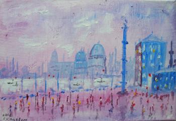 Venise après la pluie  sur le site d'ARTactif
