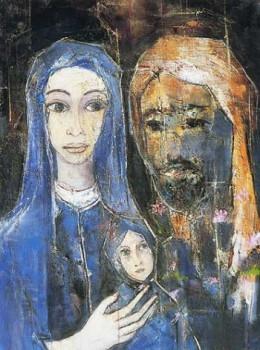 La Sainte Famille sur le site d'ARTactif