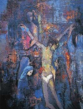 La Descente de croix sur le site d'ARTactif