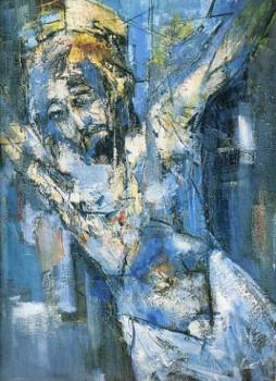 Le Christ en croix sur le site d'ARTactif