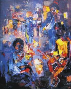 Blues in Chicago sur le site d'ARTactif