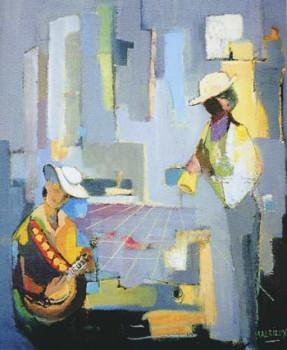 Musicien de rue sur le site d'ARTactif