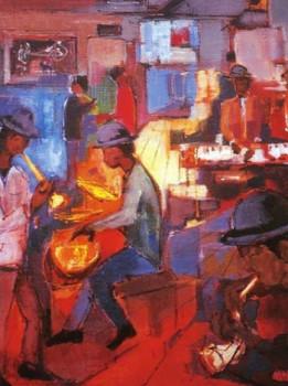 Jazz in New Orleans sur le site d'ARTactif