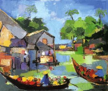 Environs de Bangkok (Thaïlande) sur le site d'ARTactif