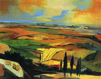 Terre espagnole sur le site d'ARTactif