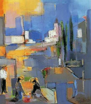 Les 2 cyprès sur le site d'ARTactif