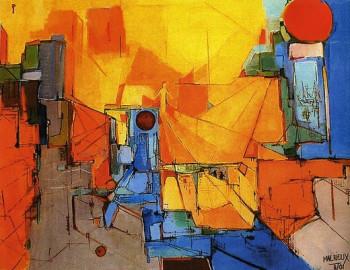 Composition prémonitoire sur le site d'ARTactif