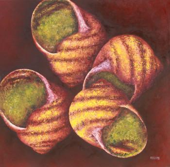 Coquilles de Bourgogne sur le site d'ARTactif
