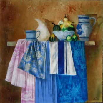 les nappes bleues sur le site d'ARTactif