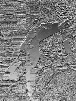 Monochrome de courbes sur le site d'ARTactif