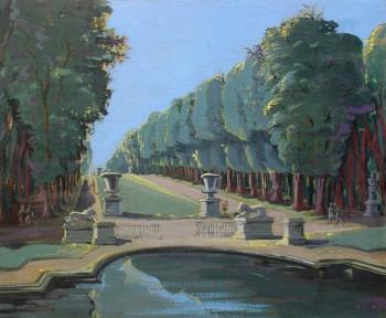 Le Parc de Versailles sur le site d'ARTactif