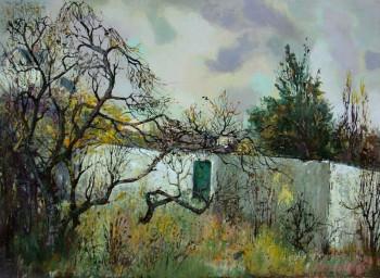Le jardin de Jean Eve sur le site d'ARTactif
