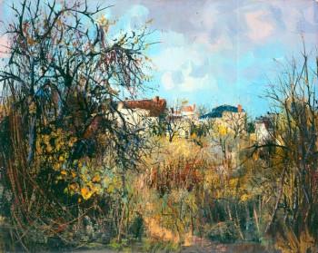 Le vieux verger à Meudon sur le site d'ARTactif