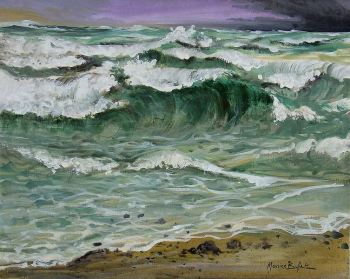 La vague sur le site d'ARTactif