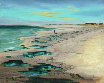 Les bouchots d'Ailuillon-sur-mer sur le site d'ARTactif