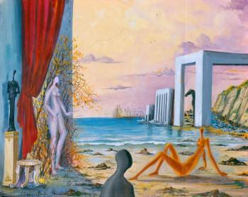 La femme araignée sur le site d'ARTactif