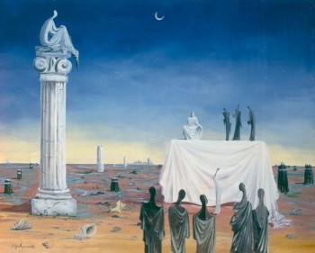 Clamavit in Deserto sur le site d'ARTactif