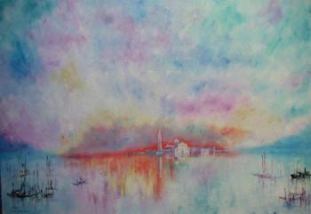 A distant view of Venice sur le site d'ARTactif