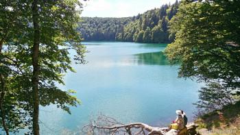Lac Pavin 01 sur le site d'ARTactif