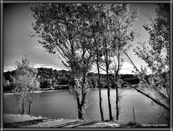 le lac sur le site d'ARTactif