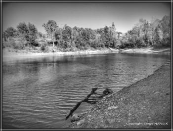 Le lac 2 sur le site d'ARTactif