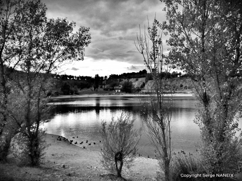 Le lac 4 sur le site d'ARTactif