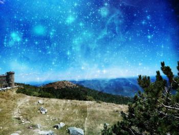 Mont Aigoual 2 sur le site d'ARTactif