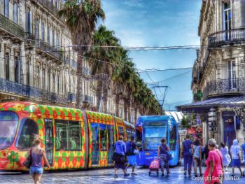Montpellier 5 sur le site d'ARTactif