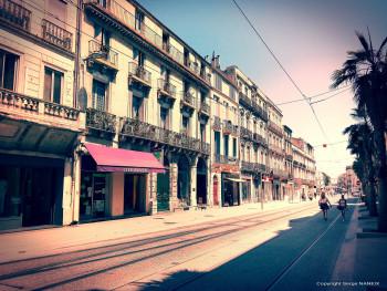 Montpellier 6 sur le site d'ARTactif