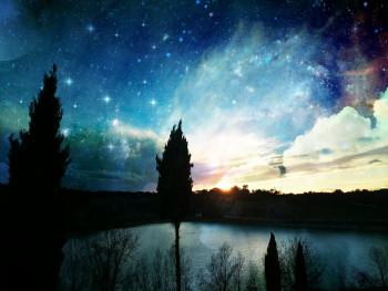 Pluie d'étoiles sur le site d'ARTactif