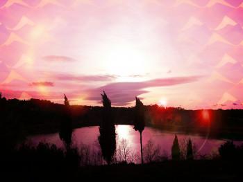 Le lac 10 sur le site d'ARTactif