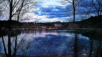 Le lac 11 sur le site d'ARTactif