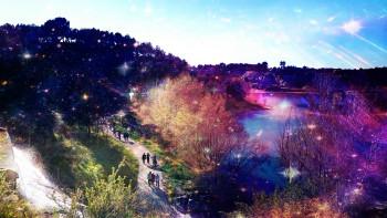 Le lac 12 sur le site d'ARTactif