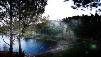 Le lac 13 sur le site d'ARTactif