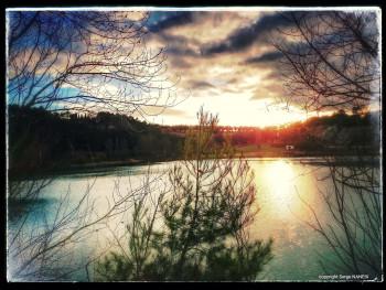 Le lac 14 sur le site d'ARTactif