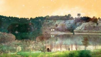 Le lac 15 sur le site d'ARTactif