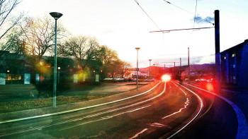 La gare sur le site d'ARTactif