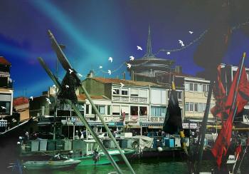 Palavas les flots 8 sur le site d'ARTactif